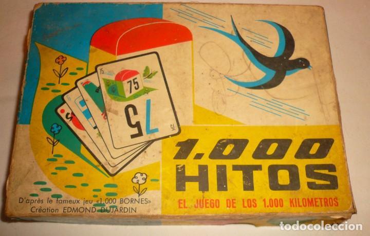 JUEGO DE LOS 1000 HITOS (Juguetes y Juegos - Cartas y Naipes - Barajas Infantiles)