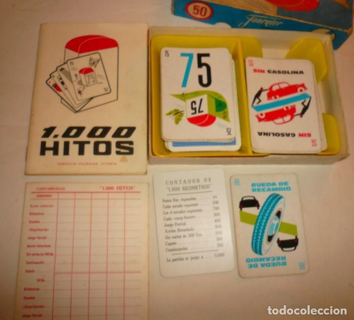 Barajas de cartas: JUEGO DE LOS 1000 HITOS - Foto 2 - 194629873