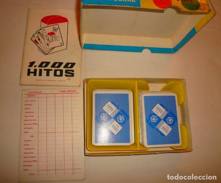 Barajas de cartas: JUEGO DE LOS 1000 HITOS - Foto 3 - 194629873