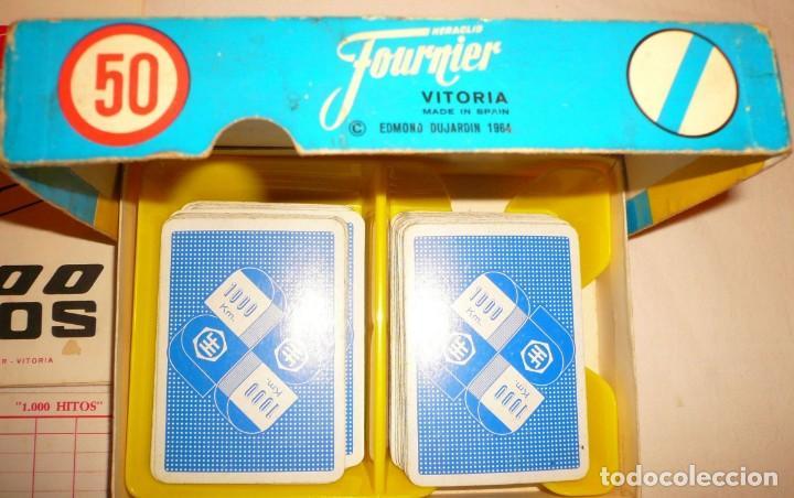 Barajas de cartas: JUEGO DE LOS 1000 HITOS - Foto 4 - 194629873