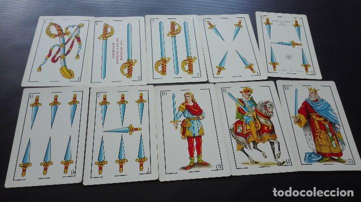 Barajas de cartas: BARAJA GIGANTE ESPAÑOLA - Foto 10 - 194700280