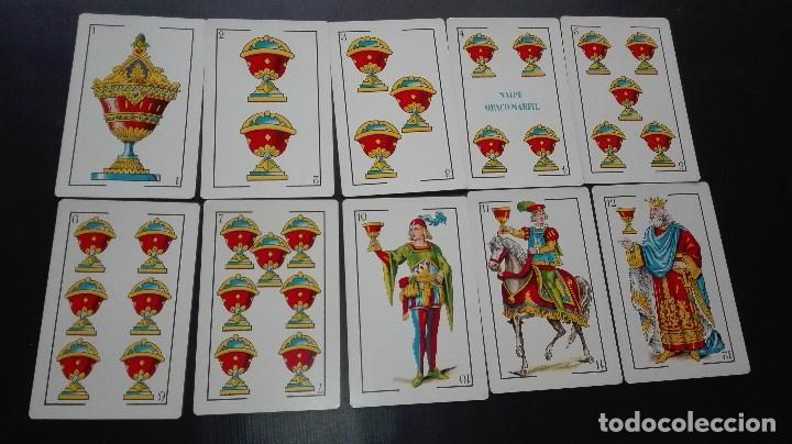 Barajas de cartas: BARAJA GIGANTE ESPAÑOLA - Foto 12 - 194700280