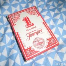 Barajas de cartas: BARAJA DE CARTAS DE FOURNIER Nº 1. 50 CARTAS (BARAJA ESPAÑOLA). Lote 194734828