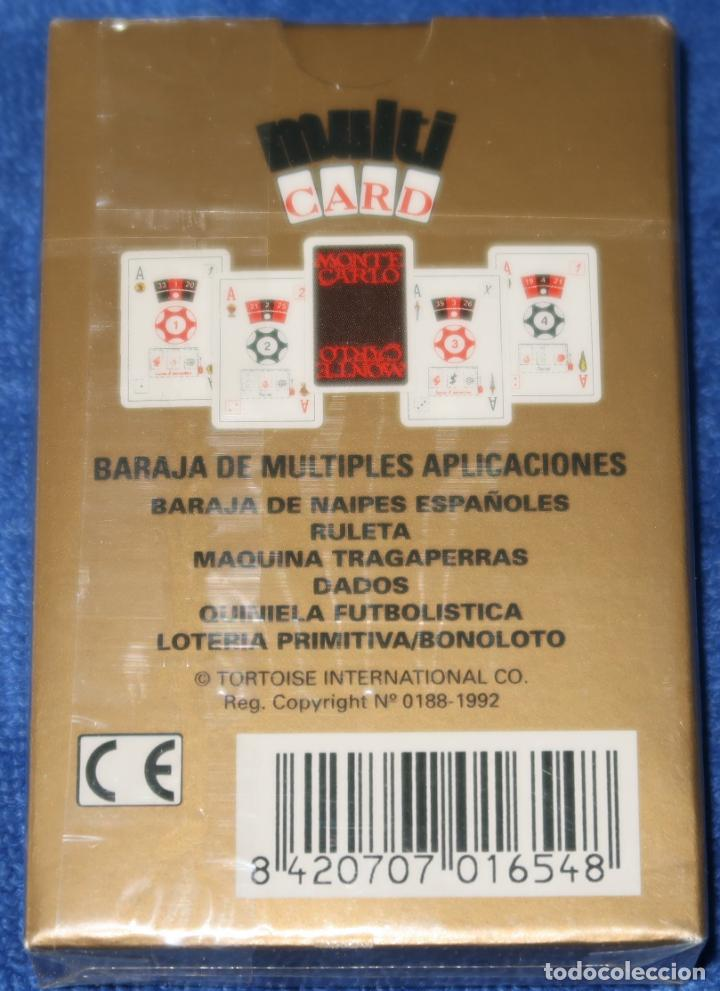 Barajas de cartas: Multicard - Fourner ¡Precintada! - Foto 2 - 194737851