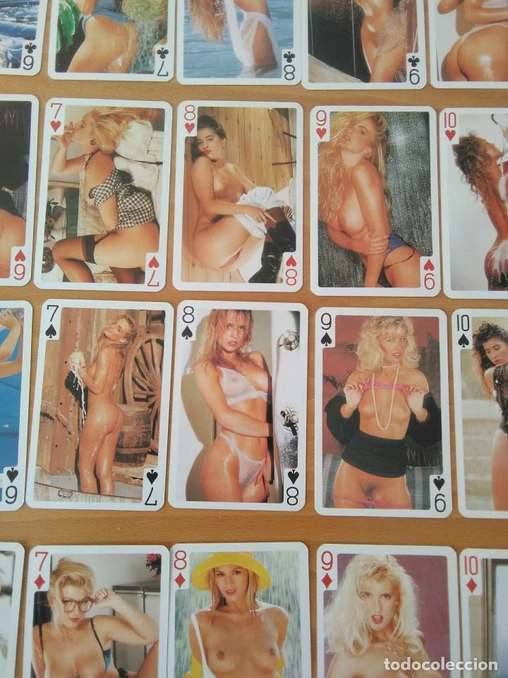 CARTAS NUDE PLAYING CARDS POKER GAIETY MODELS COLOUR ADULT CARDS.CON CAJA ORIGINAL.PERFECTO ESTADO. (Juguetes y Juegos - Cartas y Naipes - Barajas de Póker)