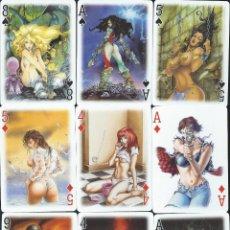 Barajas de cartas: BARAJA DE DISEÑO THE ART OF,,,-FOURNIER-AÑO 2006. Lote 194785156
