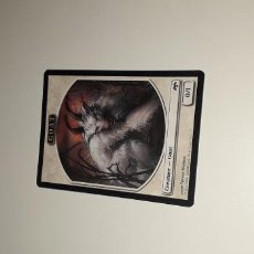 Barajas de cartas: CARTA MAGIC THE GATHERING GOAT. Lote 194860105