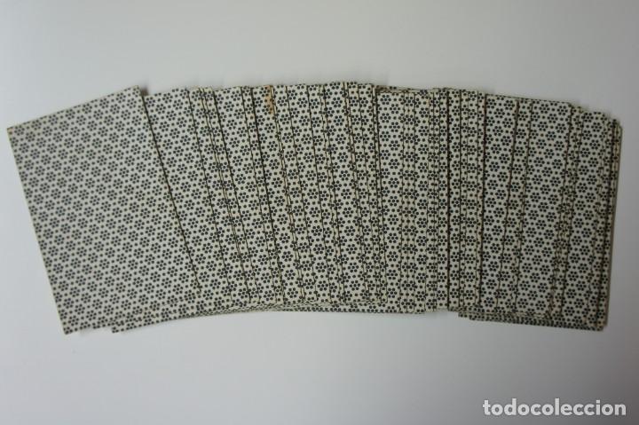 Barajas de cartas: BARAJA DE CARTAS DE FABRICANTES DE NAIPES DE ESPAÑA S.A - BARCELONA 1929 PARA MANILA. - Foto 3 - 194869847