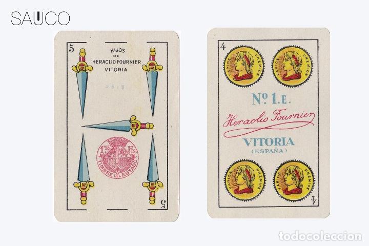 Barajas de cartas: BARAJA DE CARTAS PUBLICIDAD ANIBAL - Foto 5 - 194860542