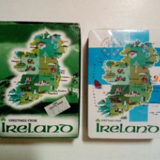 Barajas de cartas: BARAJA PRECINTADA - GREETINGS FROM IRELAND (JOHN HINDE ORIGINAL). Lote 194955867