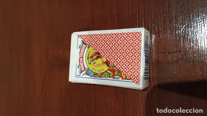 Barajas de cartas: Mini juego barajas 131 Fournier - Foto 2 - 194971755