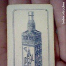 Barajas de cartas: CAZALLA SIERRA IDEAL GABRIEL LOPEZ CEPERO UNA CARTA DOMINO NO EL JUEGO SOLO FICHA UNO DOBLE. Lote 194979888