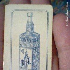 Barajas de cartas: CAZALLA SIERRA IDEAL GABRIEL LOPEZ CEPERO UNA CARTA DOMINO NO EL JUEGO SOLO FICHA DOS TRES. Lote 194979955