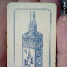 Barajas de cartas: CAZALLA SIERRA IDEAL GABRIEL LOPEZ CEPERO UNA CARTA DOMINO NO EL JUEGO SOLO FICHA SEIS CINCO. Lote 194979963
