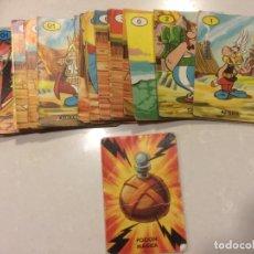 Barajas de cartas: BARAJA EL JUEGO DE LA CIZAÑA - ASTERIX - FALTA UNA CARTA. Lote 195041000