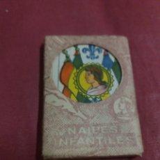 Barajas de cartas: NAIPES INFANTILES, SIN ABRIR.. Lote 195061035