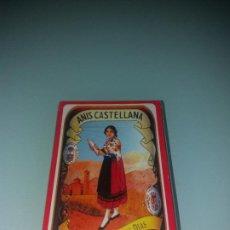 Barajas de cartas: BARAJA FOURNIER ANIS CASTELLANA. Lote 195064371
