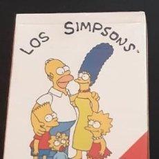 Barajas de cartas: BARAJA FOURNIER DE LOS SIMPSONS. Lote 195096043