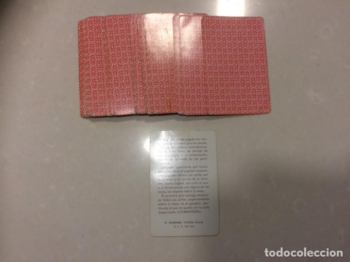 Barajas de cartas: Lote 4 barajas usadas: Parejas del mundo, Desfile Disney, Uniformes militares, Erase una vez el homb - Foto 8 - 195105747