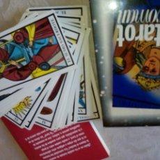 Barajas de cartas: TAROT WOMAN LIBRO Y 22 CARTAS. Lote 195137927