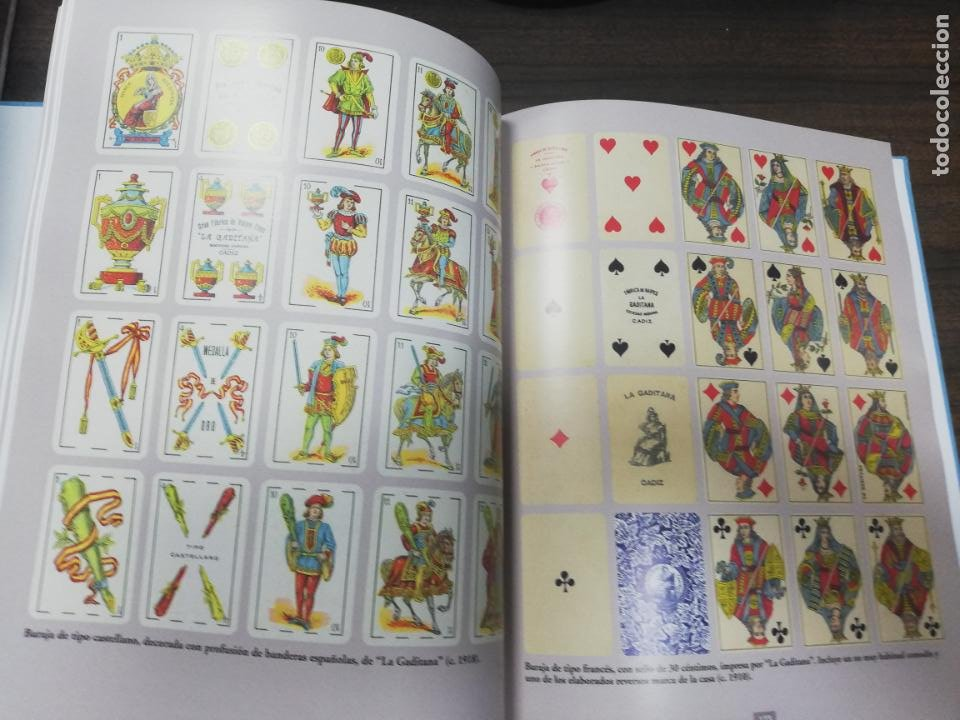 Barajas de cartas: LOS NAIPES DE CADIZ. 1ª EDICION. EJEMPLAR Nº 44 DE 100. ALBERTO PEREZ GONZALEZ. 2015. - Foto 9 - 195187457