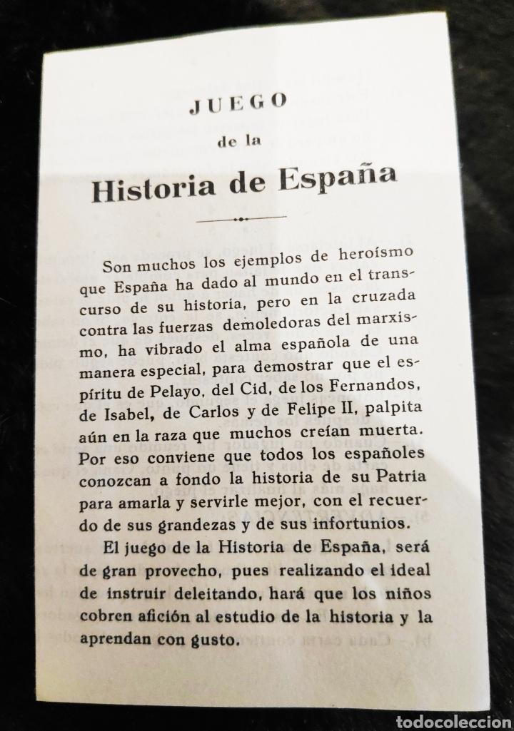 Barajas de cartas: Baraja Historia de España 1940 - Foto 7 - 195199335
