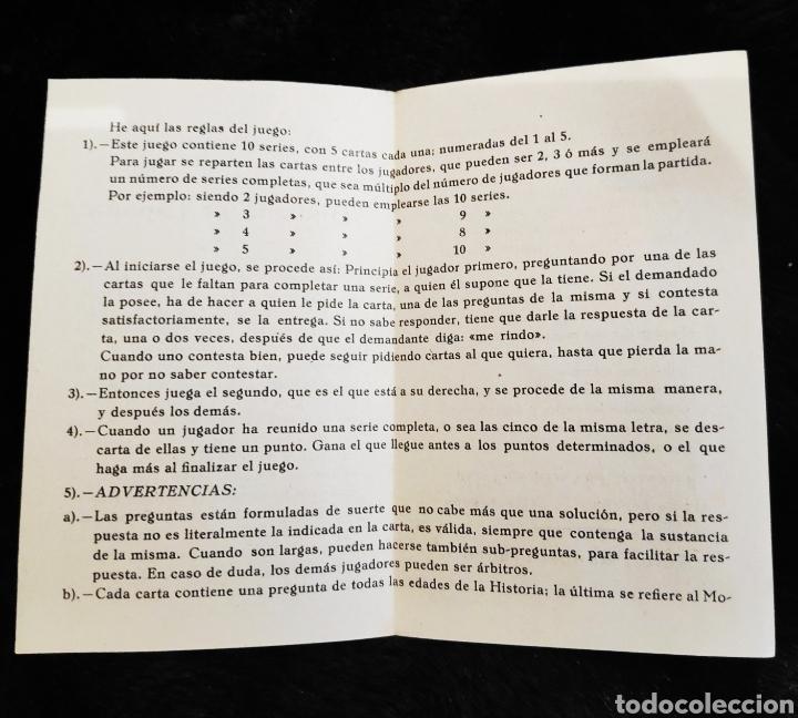 Barajas de cartas: Baraja Historia de España 1940 - Foto 8 - 195199335