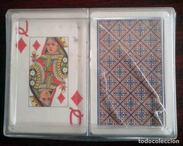 Barajas de cartas: Repartidor dispensador de cartas cartamundi metacrilato + Baraja poker - Foto 4 - 195200910