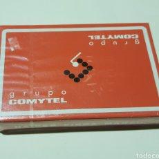 Barajas de cartas: BARAJA ESPAÑOLA FOURNIER - GRUPO COMYTEL - TDKC37. Lote 195241077