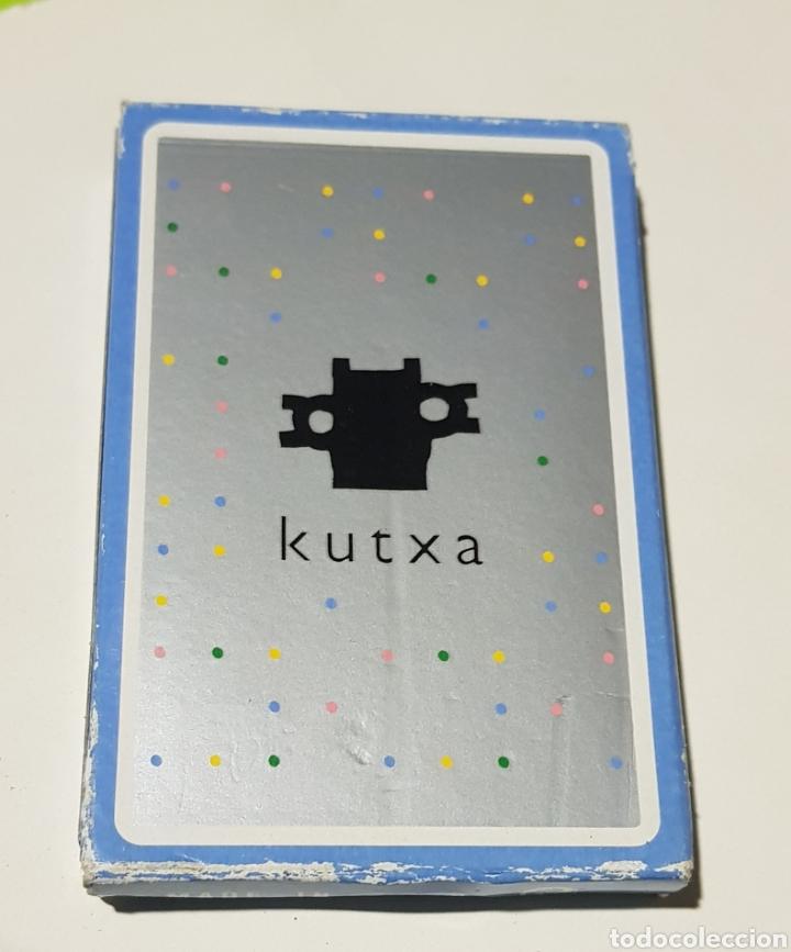 BARAJA ESPAÑOLA FOURNIER - KUTXA - CAR174 (Juguetes y Juegos - Cartas y Naipes - Baraja Española)