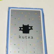 Barajas de cartas: BARAJA ESPAÑOLA FOURNIER - KUTXA - CAR174. Lote 195241301