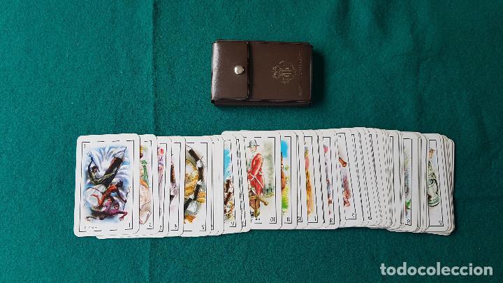 BARAJA FALLERA (BARAJA ESPAÑOLA) AÑOS 60 - COMPLETA (Juguetes y Juegos - Cartas y Naipes - Baraja Española)