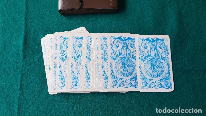 Barajas de cartas: BARAJA FALLERA (BARAJA ESPAÑOLA) AÑOS 60 - COMPLETA - Foto 3 - 195321436