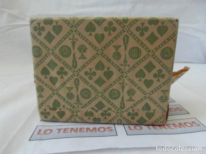 Barajas de cartas: Antiguo paquete de naipes TITI Heraclio Fournier S.A. Vitoria,contiene 10 paquetes de 40 cartas - Foto 7 - 195378542