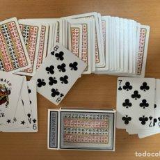 Barajas de cartas: BARAJA PARA TRUCO MAGIA. Lote 195504335
