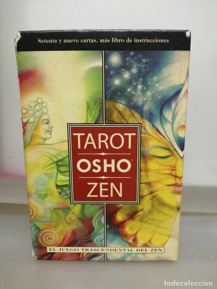 BARAJA TAROT OSHO ZEN (Juguetes y Juegos - Cartas y Naipes - Barajas Tarot)