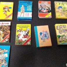 Barajas de cartas: LOTE BARAJAS INFANTILES. Lote 195660913