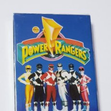 Barajas de cartas: 4351/BARAJA INFANTIL-POWER RANGERS-FOURNIER-1995-PRECINTADA-VER FOTOS. Lote 195793927