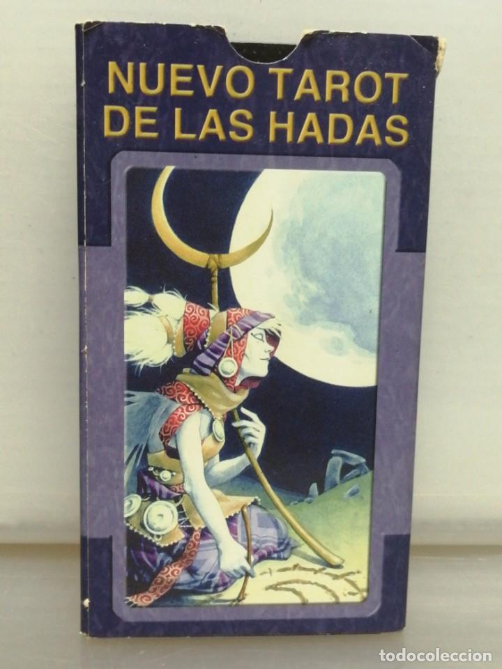 NUEVO TAROT DE LAS HADAS (Juguetes y Juegos - Cartas y Naipes - Barajas Tarot)