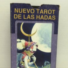 Barajas de cartas: NUEVO TAROT DE LAS HADAS. Lote 196326102