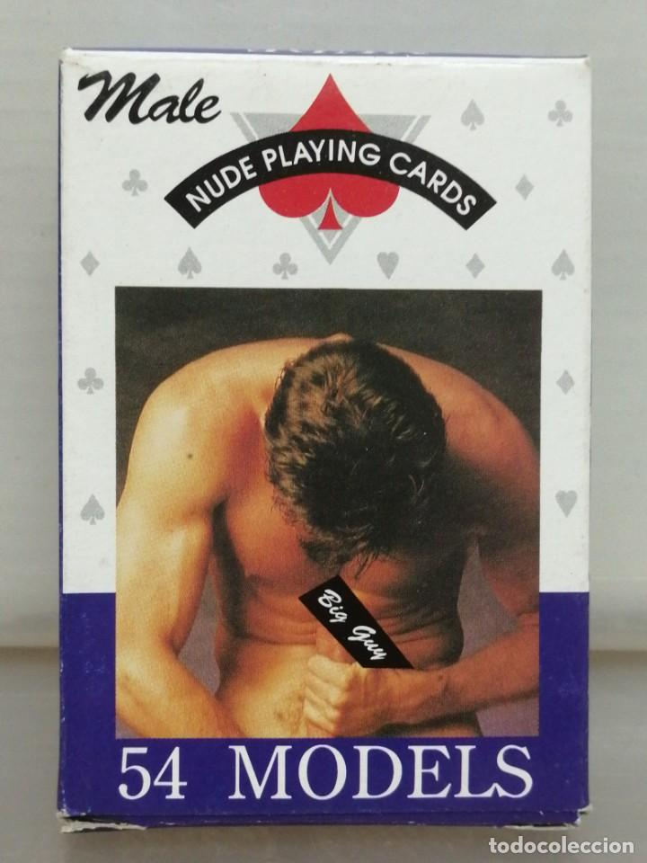 Barajas de cartas: BARAJA POKER ADULTOS CHICOS NUDE PLAYING - Foto 1 - 196326382