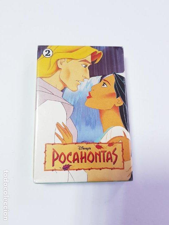 BARAJA CARTAS-POCAHONTAS 2-PRECINTADA-VER FOTOS (Juguetes y Juegos - Cartas y Naipes - Barajas Infantiles)