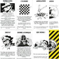 Barajas de cartas: TEMPETE SUR L'ECHIQUER - IDEAL COLECCIONISTAS. Lote 196900303