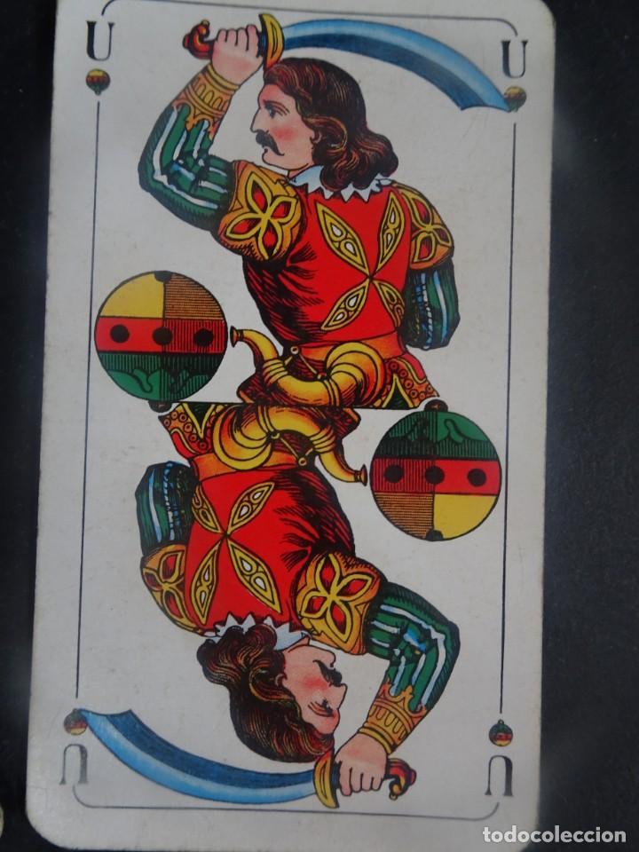 ANTIGUA BARAJA DE POKER, 36 CARTAS, PARA CLASIFICAR, VER FOTOS (Juguetes y Juegos - Cartas y Naipes - Barajas de Póker)