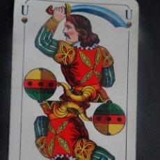 Barajas de cartas: ANTIGUA BARAJA DE POKER, 36 CARTAS, PARA CLASIFICAR, VER FOTOS. Lote 197027372