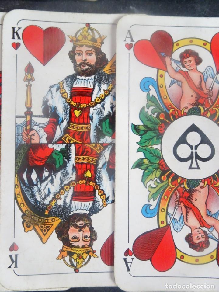 Barajas de cartas: ANTIGUA BARAJA DE POKER, 36 CARTAS, PARA CLASIFICAR, VER FOTOS - Foto 2 - 197027372