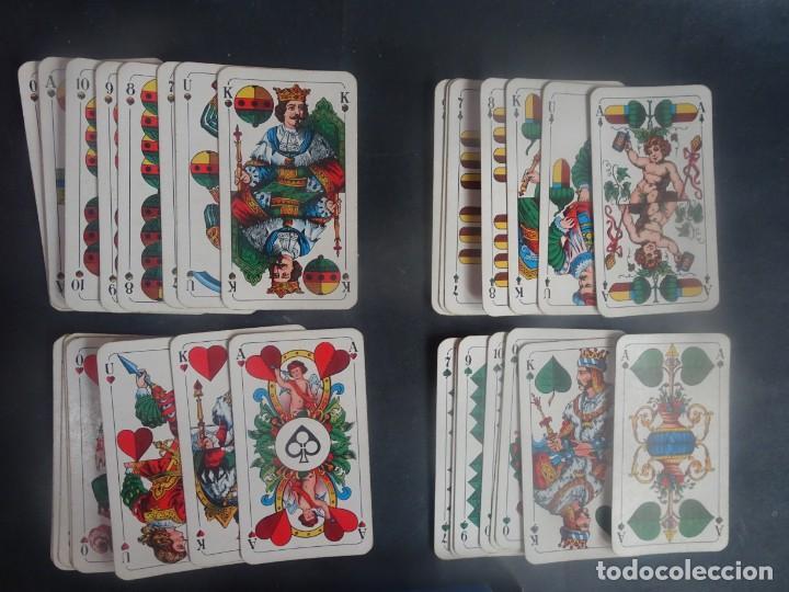 Barajas de cartas: ANTIGUA BARAJA DE POKER, 36 CARTAS, PARA CLASIFICAR, VER FOTOS - Foto 3 - 197027372