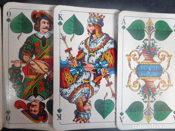Barajas de cartas: ANTIGUA BARAJA DE POKER, 36 CARTAS, PARA CLASIFICAR, VER FOTOS - Foto 7 - 197027372