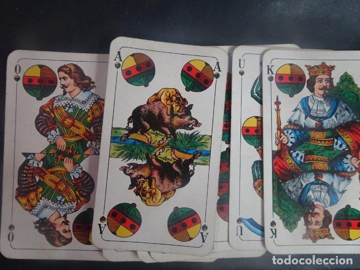 Barajas de cartas: ANTIGUA BARAJA DE POKER, 36 CARTAS, PARA CLASIFICAR, VER FOTOS - Foto 8 - 197027372
