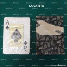 Barajas de cartas: BARAJA DE PÓKER POR ABRIR EN CAJA DE CARTÓN VARITEMAS S L. Lote 197087698